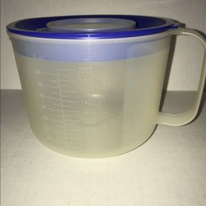 Tupperware Mix-N-Store Pitcher